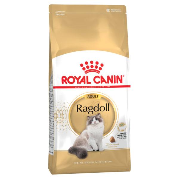 Royal Canin Feline Breed Nutrition Ragdoll Adult 10kg 1