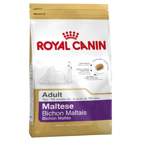 Royal Canin Breed Health Nutrition Maltese Adult 1.5kg 1