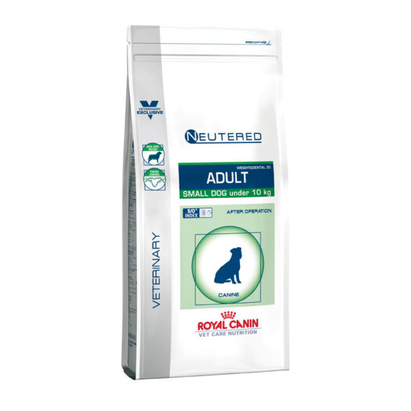 Royal Canin Vet Care Nutrition Neutered Adult Small Dog 1.5kg 1