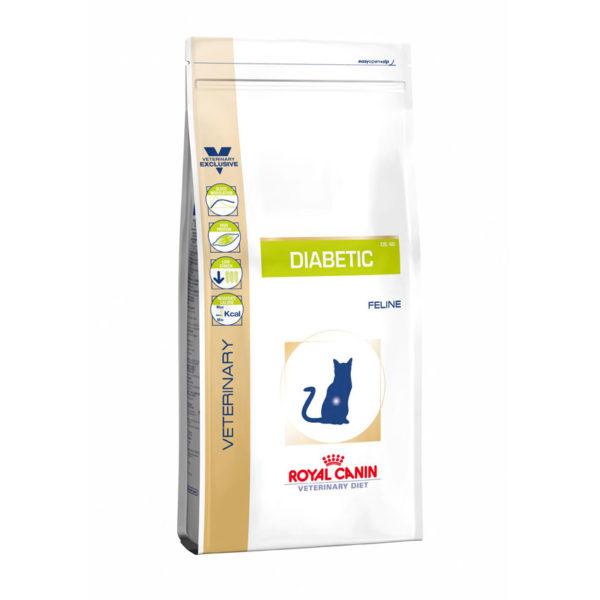 Royal Canin Vet Diet Feline Diabetic 1.5kg 1