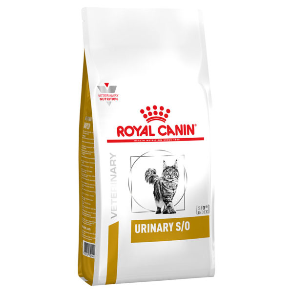 Royal Canin Vet Diet Feline Urinary S/O Moderate Calorie 3.5kg 1