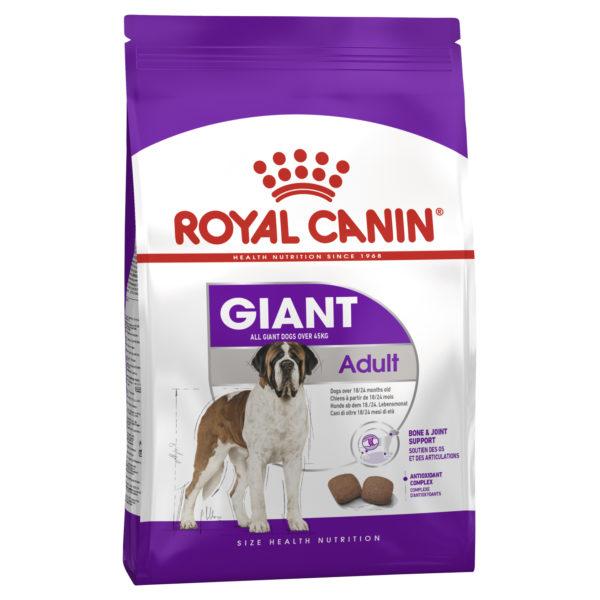 Royal Canin Size Health Nutrition Giant Adult Dog 15kg 1