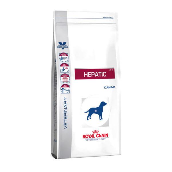 Royal Canin Vet Diet Canine Hepatic 6kg 1