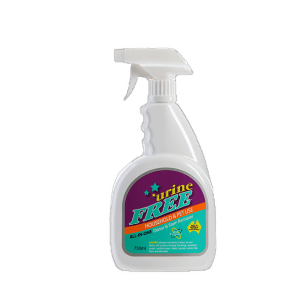 urineFREE All-In-One Odour & Stain Remover 500ml 1
