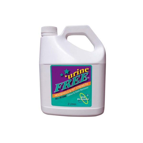 urineFREE All-In-One Odour & Stain Remover 2L 1