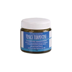 Venice Turpentine Drawing Ointment 50g 1