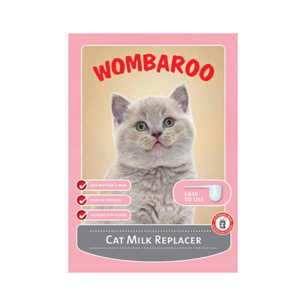 Wombaroo Cat Milk Replacer 215g 1