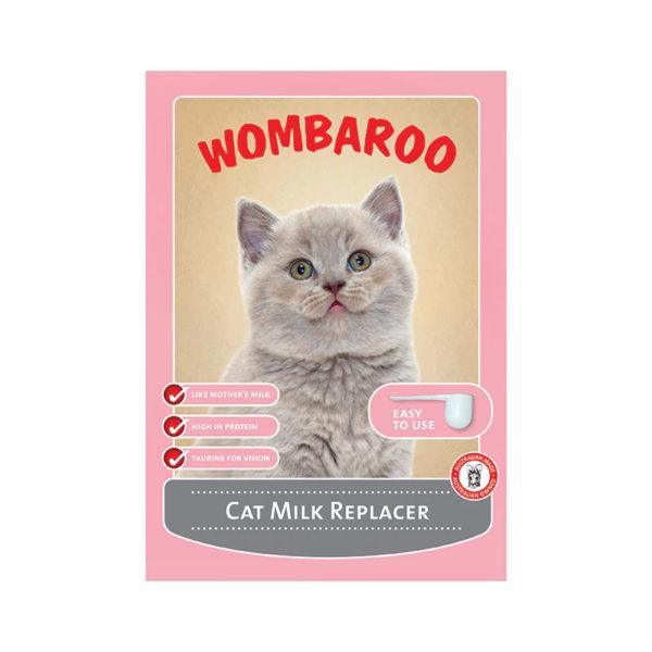 Wombaroo Cat Milk Replacer 215g 1