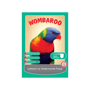 Wombaroo Complete Lorikeet 500g 1