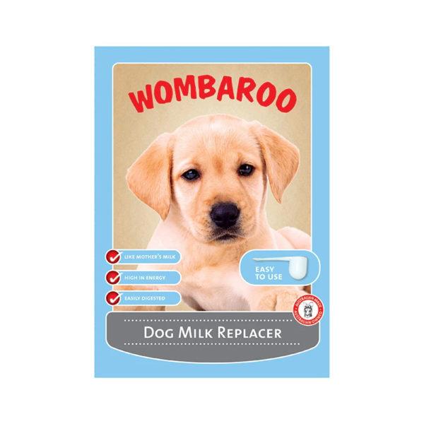 Wombaroo Dog Milk Replacer 1kg 1