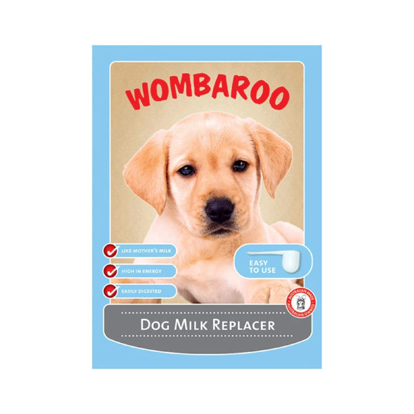 Wombaroo Dog Milk Replacer 5kg 1