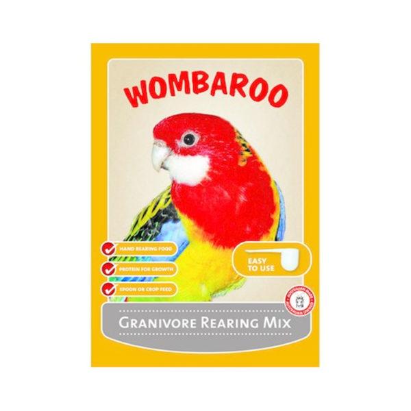 Wombaroo Granivore Rearing Mix 1kg 1