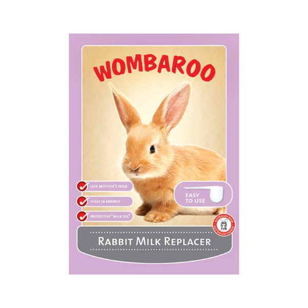 Wombaroo Rabbit Milk Replacer 180g 1