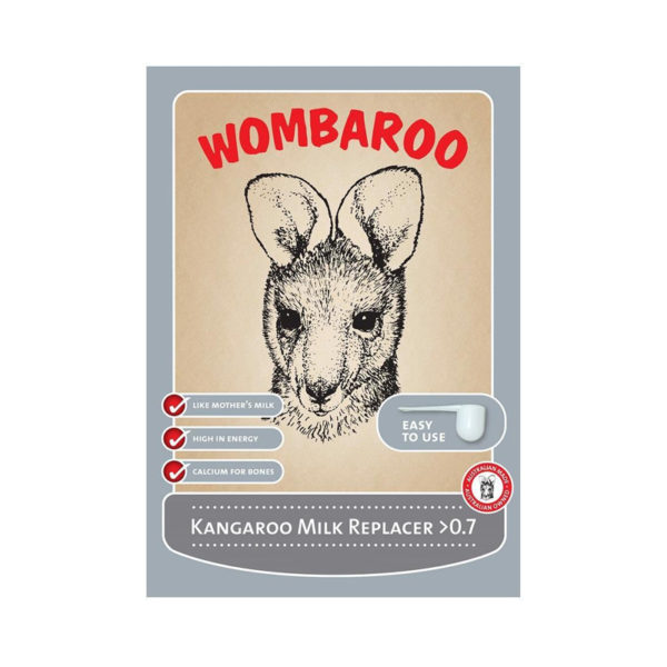 Wombaroo Formula One Low Lactose Milk Powder 500g 1