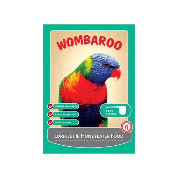 Wombaroo Complete Lorikeet 1kg 1