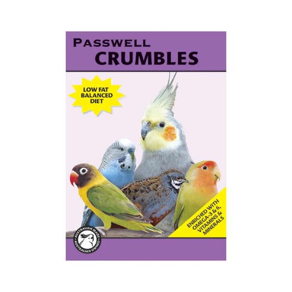 Passwell Parrot Pellets 1kg 1